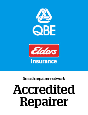 QBE Accredited Repairer - Wadleys panel beaters Rockingham WA